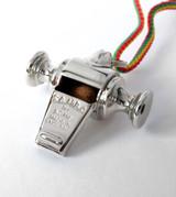 Acme Model 444 Metal Samba Carnival Whistle