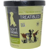Treatibles Soft Chews for Dogs 60 count 5.3 ounce
