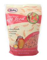 Quiko Soecuak Red Egg Food Supplement for Canaries 1.1 Pound Bag