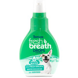 Fresh Breath by TropiClean Oral Care Drops for Dogs, 2oz