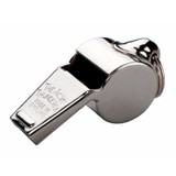 Acme Thunderer Official Referee Whistle 58.5 Silver Nickel Plated