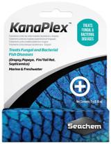Seachem KanaPlex Treats Fungal and Bacterial Fish Diseases - 5 grams (0.18oz)