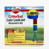 Kaytee CritterTrail Accessory Lazy Look-Out 6 Piece Expansion Accessory Kit