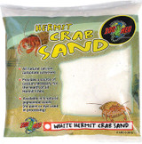 Zoo Med Hermit Crab Calcium Sand Substrate, 2 Pounds - White
