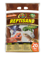 Zoo Med Repti Sand Dessert White All Natural Stimulates Digging Burrowing 20 lbs