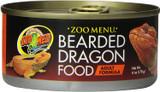 Zoo Med - Zoo Menu - Bearded Dragon Wet Food, Adult Formula 6-Ounce
