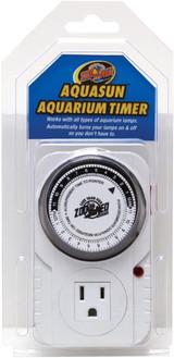 Zoo Med AquaSun Aquarium Timer Works With All Types Of Aquarium Lamps