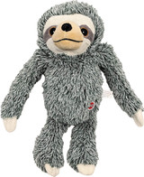 """SPOT Fun Sloth Plush Dog Toy Assorted Colors 13"""""""