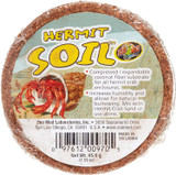 Zoo Med Hermit Crab Soil Compressed / Expandable Coconut Fiber Substrate