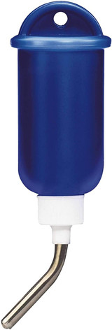 Kaytee CritterTrail Blue Water Bottle Drop-Resistant Sipper Tube 5-Ounces