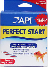 API Perfect Start Helps Successfully Start & Maintain New Aquariums