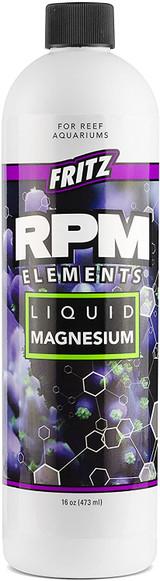 Fritz Aquatics Fritz RPM Liquid Magnesium Reef Aquarium Supplement 16-Ounce