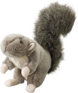 SPOT Ethical Pet Woodland Collection Plush Squirrel With Squeaker Dog Toy