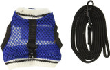 Ware Manufacturing Sporty Jogging Vest Harness And Leash For Small Pets - Small