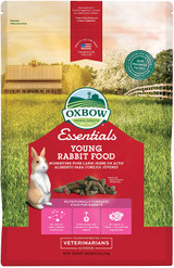 Oxbow Essentials Young Rabbit Food Natural Vitamins & Minerals 5-Pounds