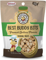 Exclusively Dog Best Buddy Bits Peanut Butter Flavor Training Treats 5.5-Ounce