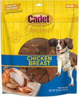 Cadet Gourmet Made With Real Chicken Breast Dog Treats 28-Ounces