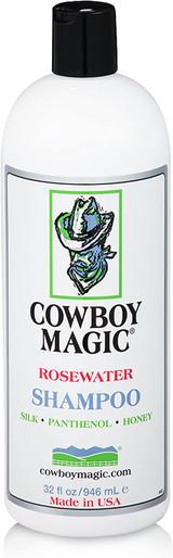 Charmar Land Cowboy Magic Rosewater Shampoo 32-Ounce For Horses