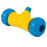 JW Robo Bone Auto Rolling Dog Treat Toy