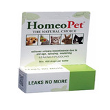HomeoPet Leaks No More 15 ml | Homeopathic Urinary Incontinence Relief for Pets