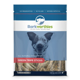 Barkworthies Green Tripe Sticks 7 oz | All Natural Chew Treats for Dogs