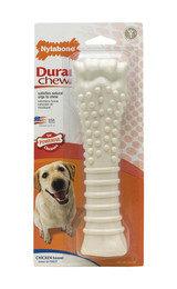 Nylabone DuraChew Chicken Flavored Blister Card Durable Fun Dog Chew Toy Souper