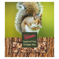 Volkman Seed Small Animal Squirrel Delight All Nut Mix Healthy Diet Food 4lbs