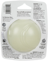 Chuckit MAX GLOW In the Dark Ball Light Play Fetch Ball Dogs Large Rechargeable