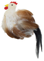 Ethical Pet Spot Birds Of A Feather | 3 Chicken/Duck Shaped Catnip Toys for Cats