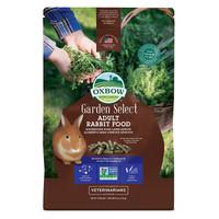 Oxbow Adult Rabbit Food- 4 Pound Bag- Garden Select