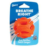Chuckit Breathe Right Fetch Ball Dog Toy Medium 1.8 ounces