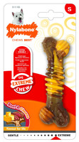 Nylabone Power Chew Small Cheesesteak Flavored Bone for Dogs up to 25 Pounds