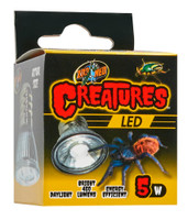 Zoo Med Creatures 5 W LED Lamp
