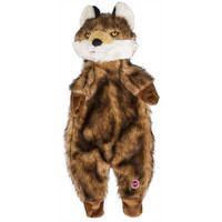 Ethical Pet Spot Furzz Plush Fox Toy for Dogs Small