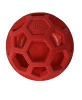 JW Pet Treat N Squeak Toy for Dogs Assorted Colors