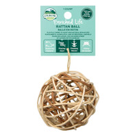 Oxbow Enriched Life Rattan Ball for Small Animals