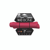 WO Bone Small Cranberry Bone Toy for Small Dogs