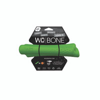WO Bone Small Green Bone Toy for Small Dogs