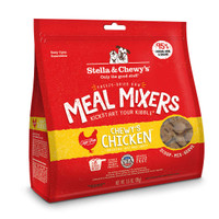 Stella and Chewy's Freeze-Dried Raw Chicken Meal Mixers for Dogs 3.5 ounce
