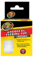 Zoo Med Arboreal Feeding Cup Refill 12 count