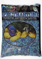 Estes Spectrastone Blue Jean Color Plant Based Coating Aquarium Gravel 5 pounds