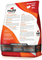 Nulo Freeze Dried Raw Grain-Free Turkey Recipe with Cranberries Dog Food