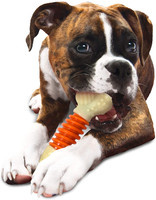 Nylabone Power Chew Durable Dog Toy Bacon Flavor Large/Giant - Up to 50 lbs.