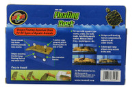 Zoo Med Turtle Dock - Basking Area for Turtles Mini Floating Dock