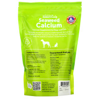 Animal Essentials Seaweed Calcium 340 gm | Natural Supplement for Dogs and Cats
