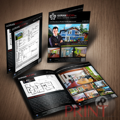 Real Estate Feature Sheets