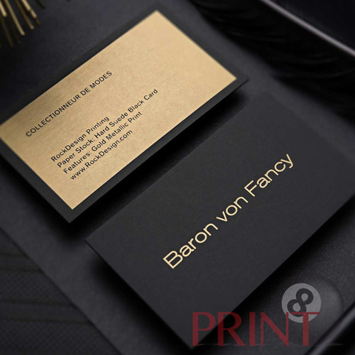 Luxury Ultra Thick Business Cards
