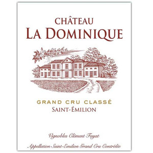 Chateau La Dominique 2016