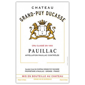 Chateau Grand-Puy Ducasse 2016