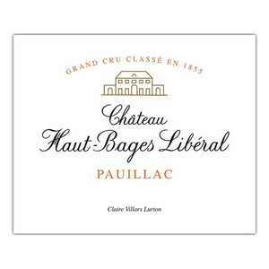 Chateau Haut-Bages Liberal 2016
